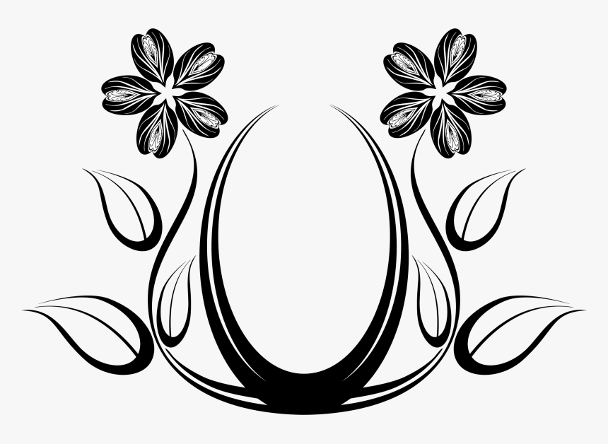 Abstract Retro Flowers Clipart Stock Illustration - Illustration of  florals, elements: 2814918