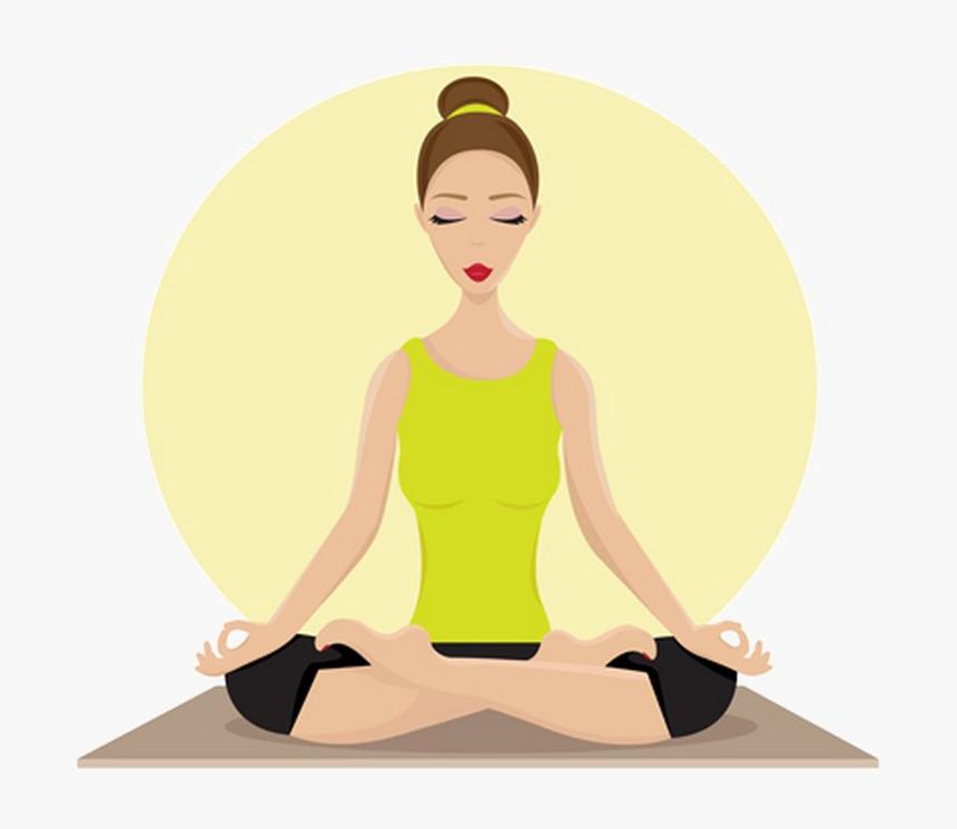 Woman Yoga Png Yoga Vector Png Transparent Png Transparent Png Image Pngitem