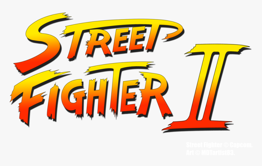 Download Street Fighter Ii Png Free Download For Designing