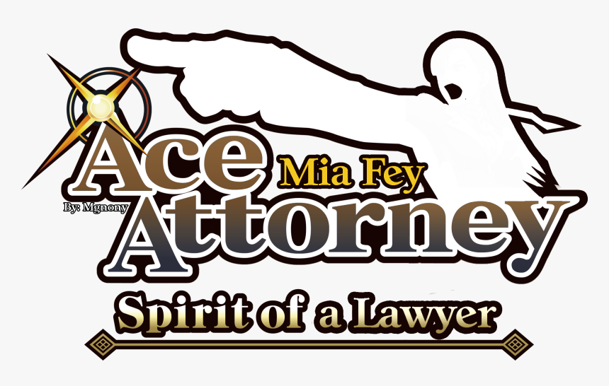 Transparent Phoenix Wright Objection Png Ace Attorney Mia Fey Logo Png Download Transparent Png Image Pngitem