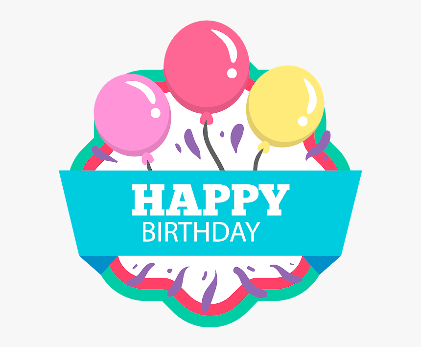 Happy Birthday Toppers Printable Hd Png Download Transparent Png Image Pngitem
