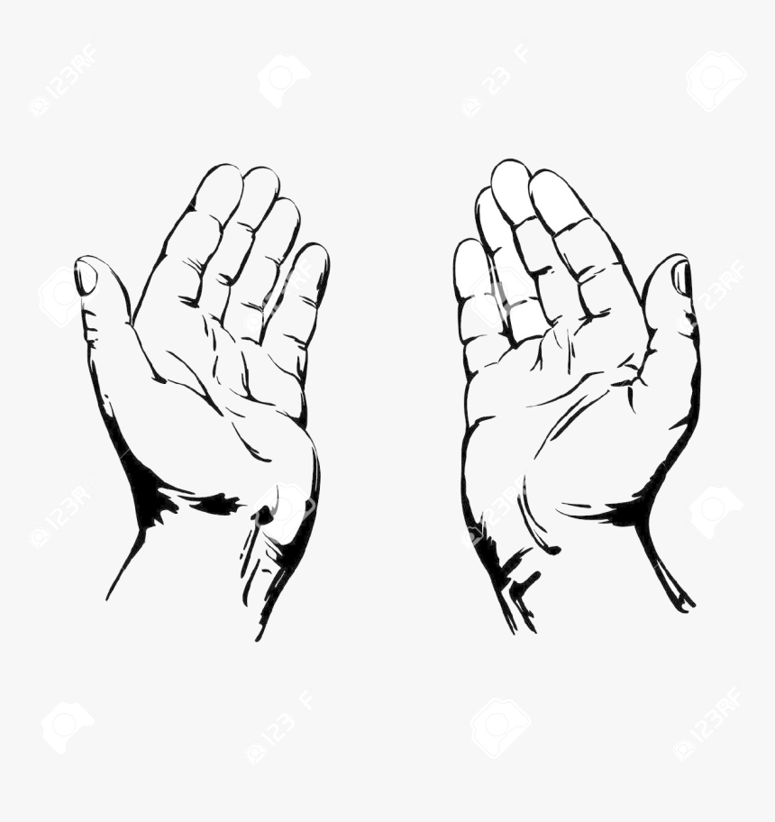 Praying Hands Clipart Transparent Png Open Praying Hands Drawing Png Download Transparent Png Image Pngitem Gold line, curtain, transparency and translucency png. praying hands clipart transparent png