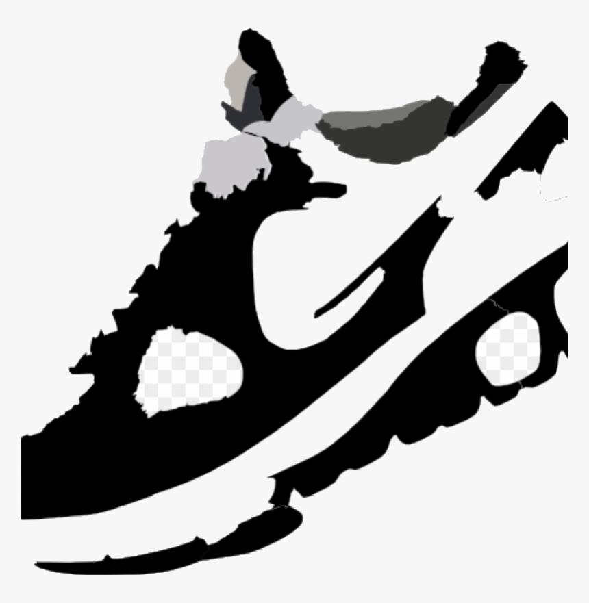Track Shoe Clip Art Running Shoes Clipart Panda Transparent