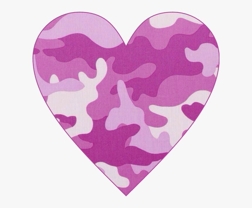 Heart Pinkcamo Camo Pink Cute Fun Love