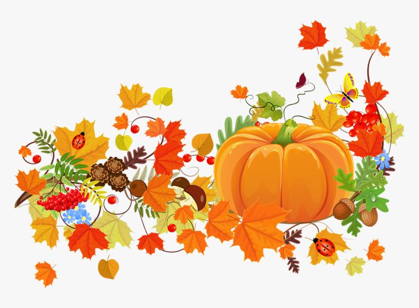 Thanksgiving Dinner Harvest Festival Clip Art - Thanksgiving Clipart Transparent Background, HD Png Download , Transparent Png Image - PNGitem