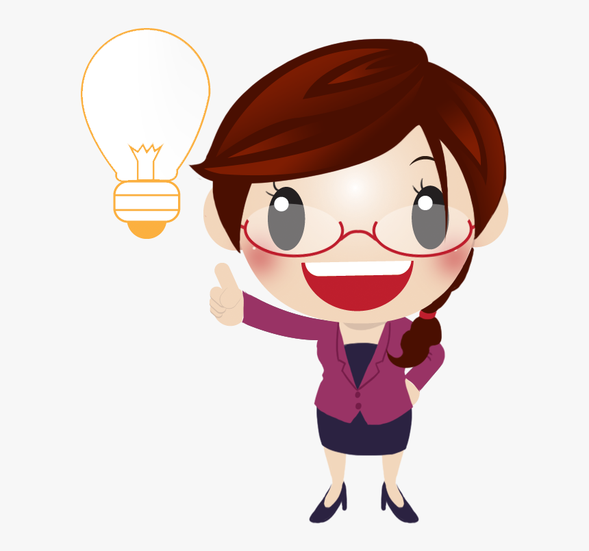 Think Cartoon Png Png Download Personnage Fond Transparent Png Download Transparent Png Image Pngitem