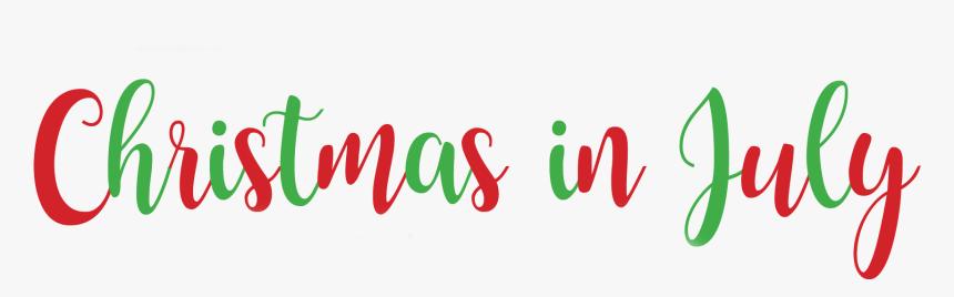 Transparent Christmas In July, HD Png Download , Transparent Png Image -  PNGitem