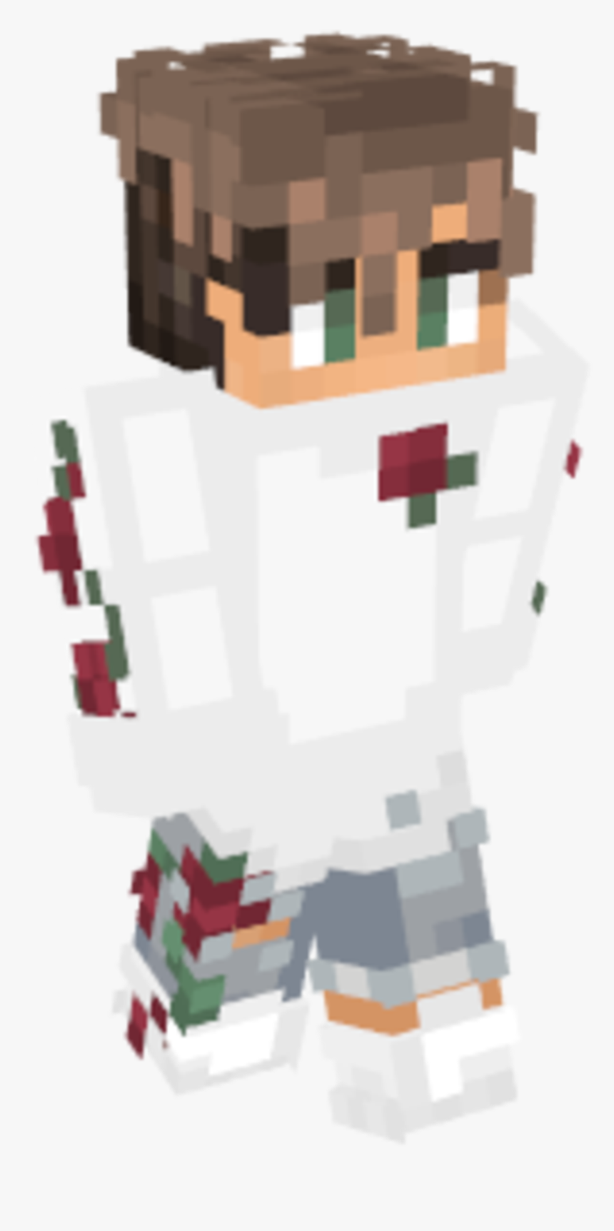 Trendy Boy Minecraft Skins Hd Png Download Transparent Png Image Pngitem