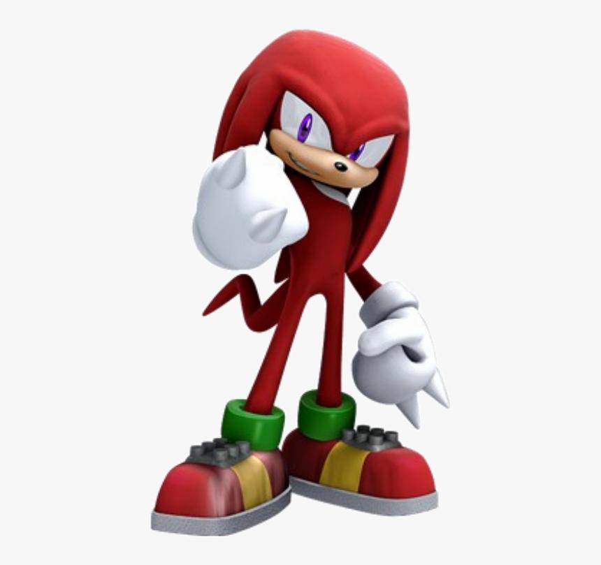 Knuckles Sonic The Hedgehog 2006 Knuckles Hd Png Download Transparent Png Image Pngitem
