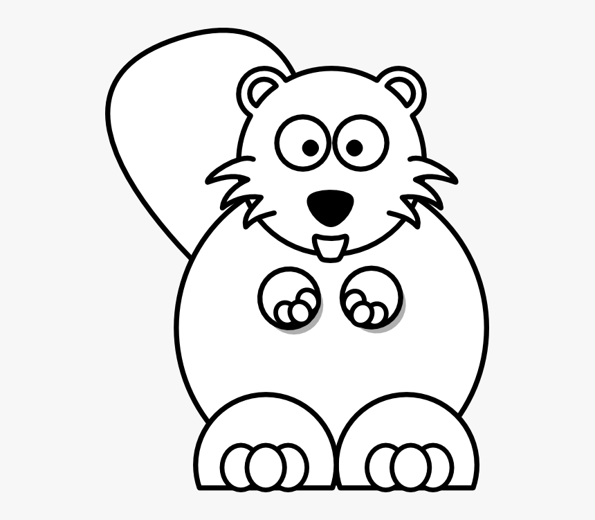 Free Beaver Clipart - Clip Art Pictures - Graphics - Illustrations