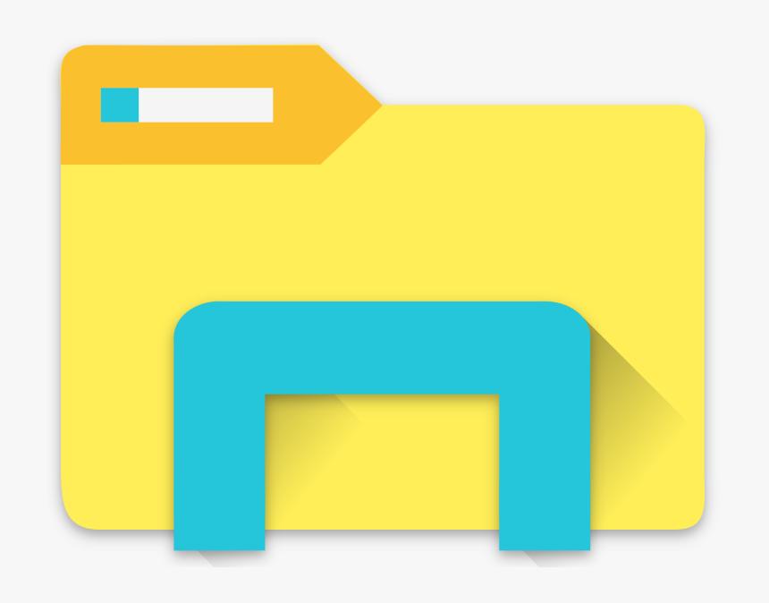 Windows 10 File Explorer Icon, HD Png Download