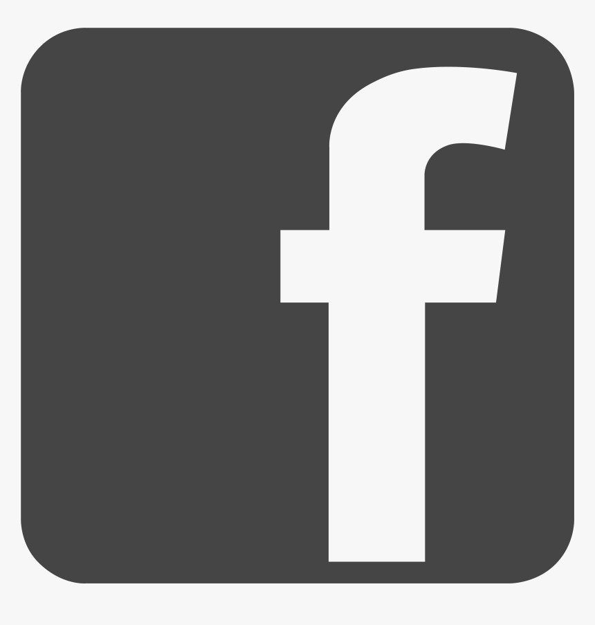 Icon free white black facebook and facebook f
