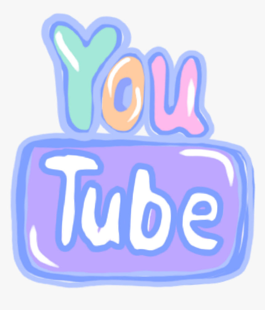 20 Latest Cute Youtube Logo Pastel Lee Dii