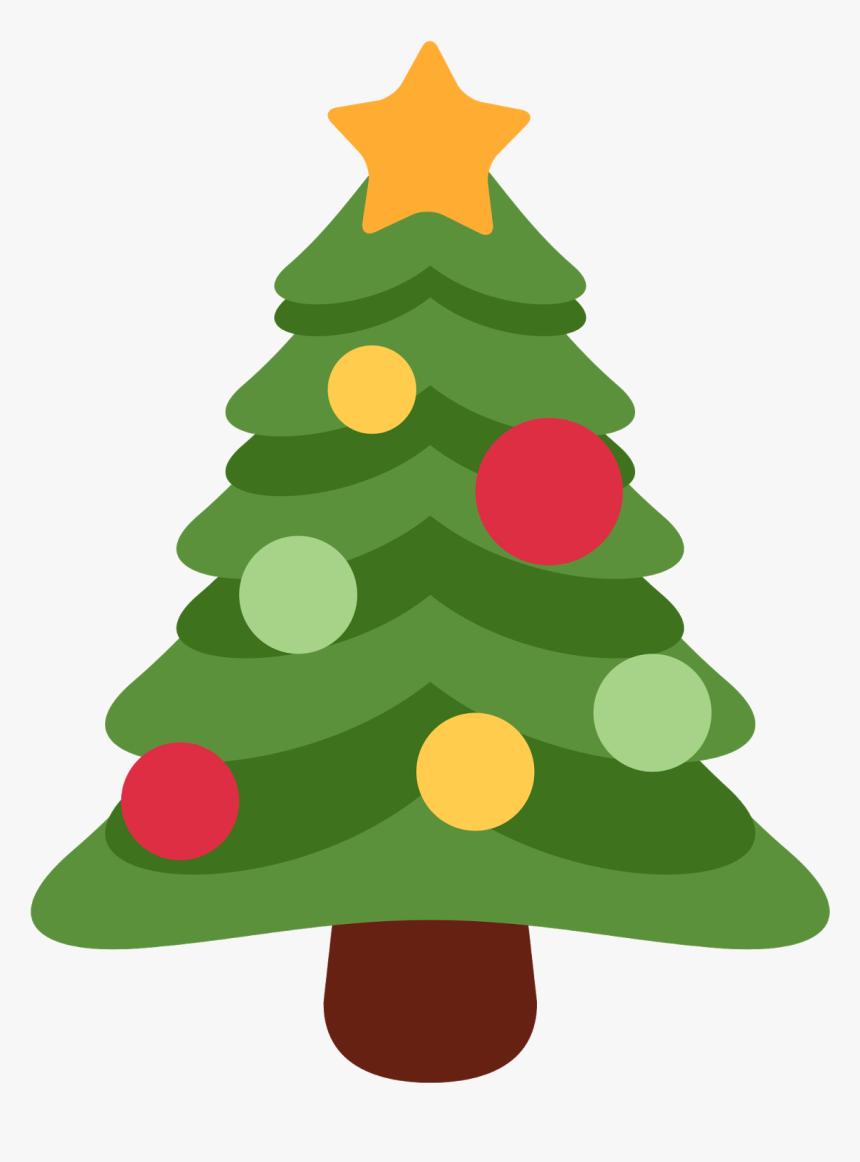 Christmas Tree Emoji Clipart Png Download Christmas Tree Emoji Transparent Png Transparent Png Image Pngitem