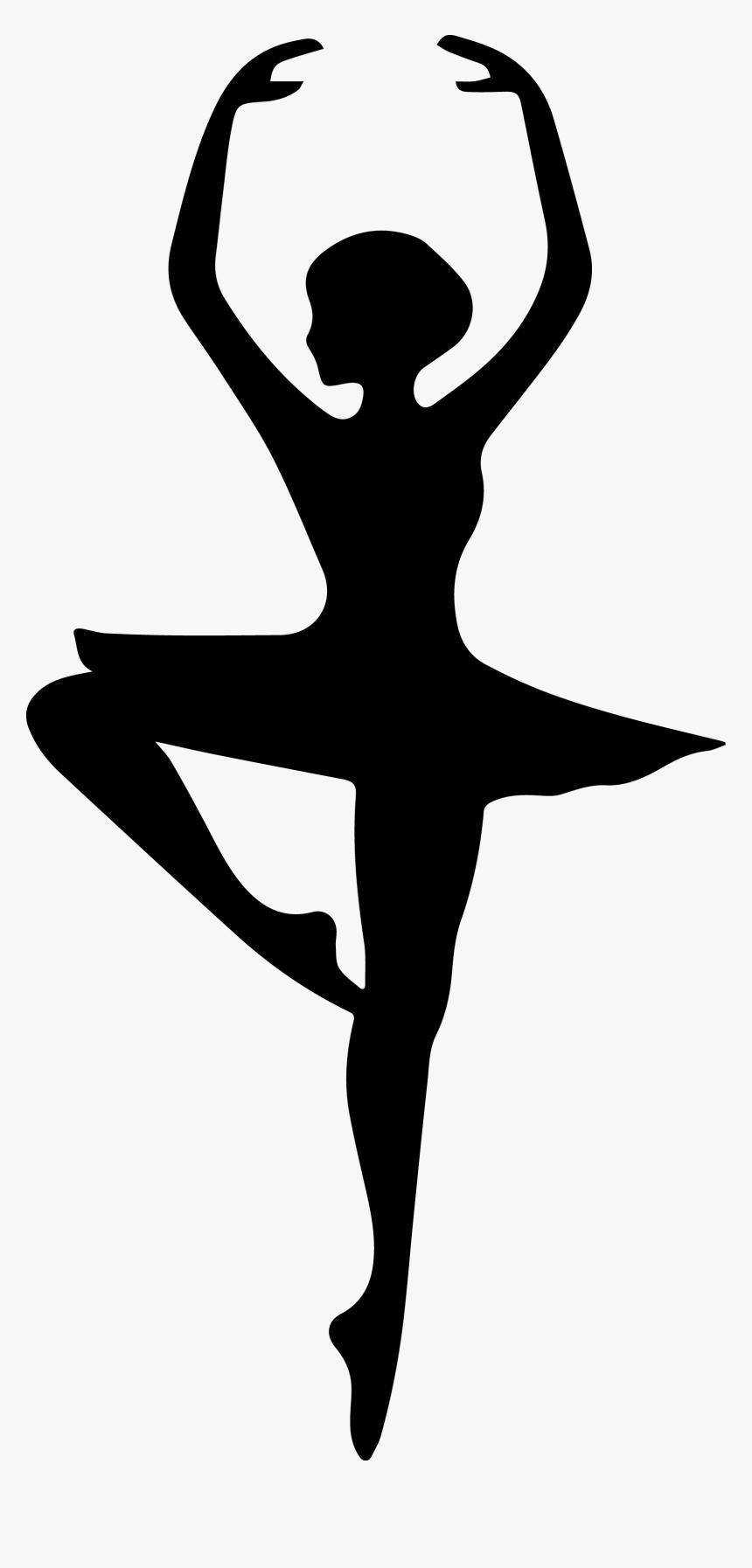 Clip Royalty Free Download Ballet Clipart Ballet Studio Ballerina Clipart Black And White Hd Png Download Transparent Png Image Pngitem