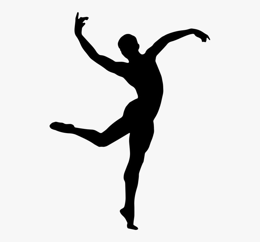 Male Ballet Dancer Ballet Man Ballerina Dancer Silhouette Male Ballet Dancer Hd Png Download Transparent Png Image Pngitem