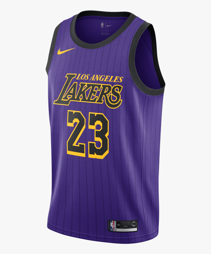Los Angeles Lakers City Jersey Hd Png Download