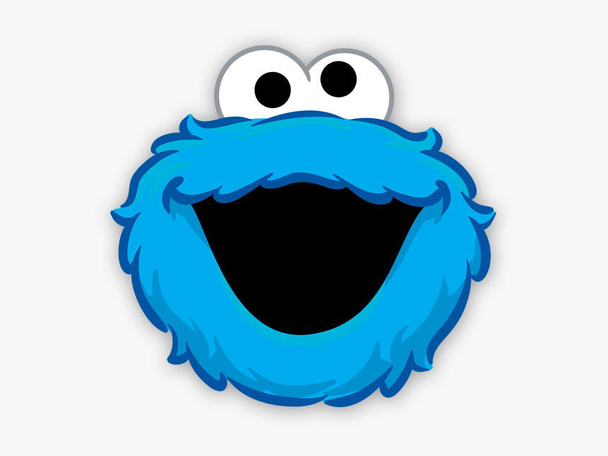 Cookie Monster Clipart Png Transparent Png Png Download