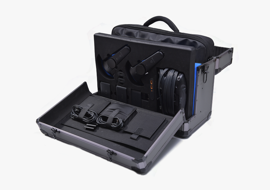 Htc Vive Laptop Transport Case With Trolley Htc Vive Transport Case Hd Png Download Transparent Png Image Pngitem