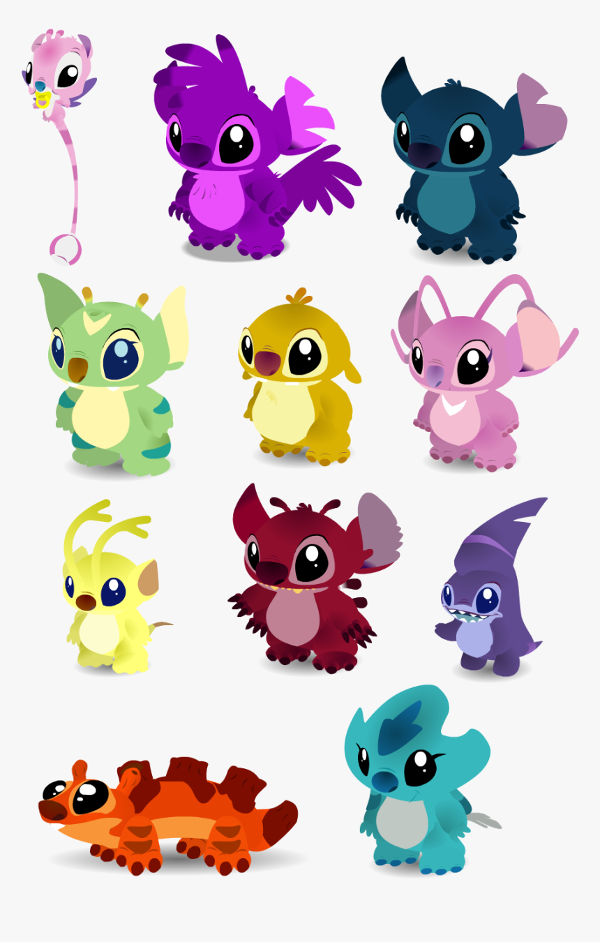 Angel Disneys Lilo Stitch Wallpapers All Stitches Lilo And Stitch Hd Png Download Transparent Png Image Pngitem