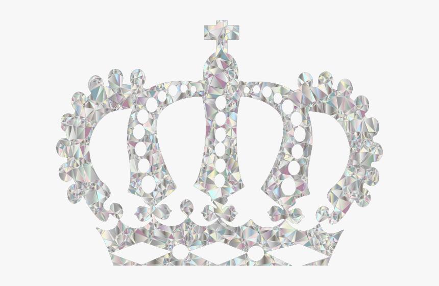Transparent Epiphany Clipart Transparent Background Silver Crown