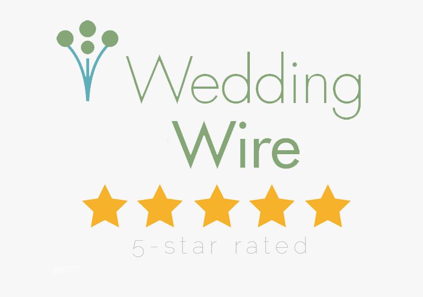 Weddingwire 5 Star Logo Wedding Wire Hd Png Download Transparent Png Image Pngitem
