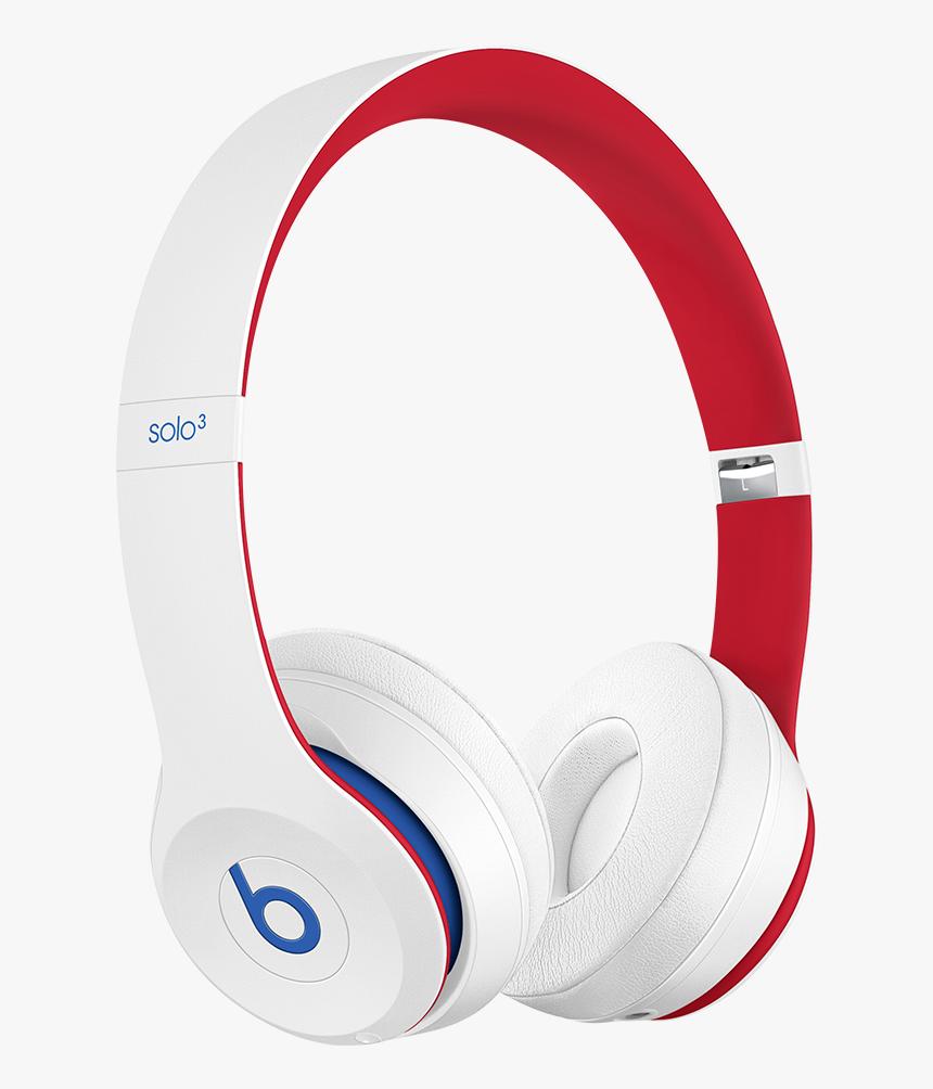 Club White Beats Solo3 Wireless Headphones Hd Png Download Transparent Png Image Pngitem