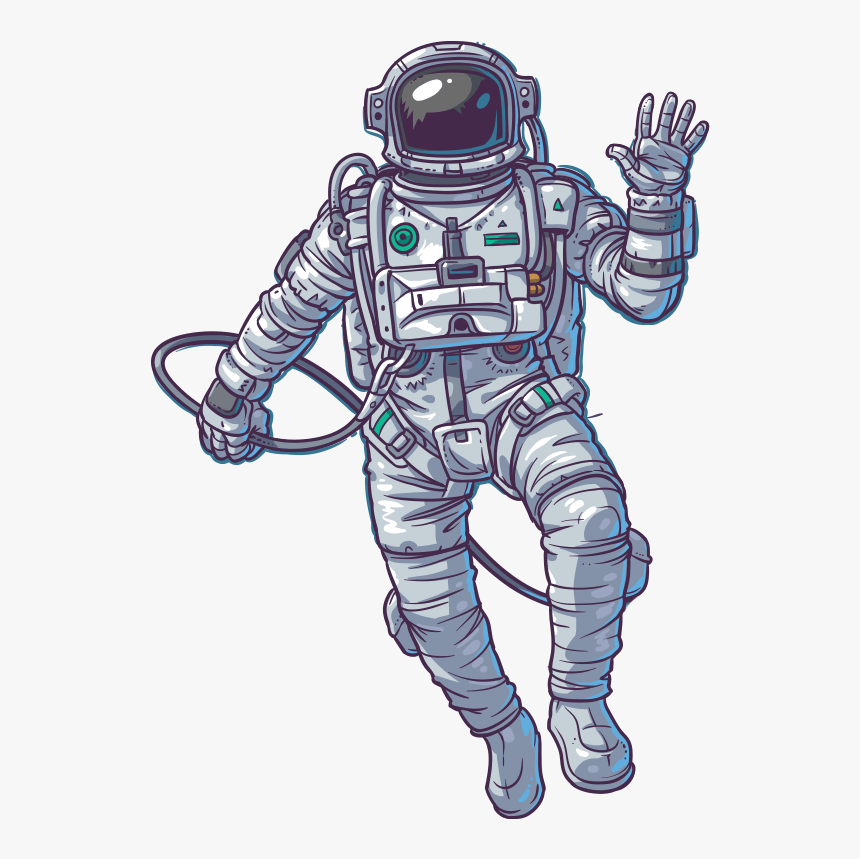 About Aesthetics Hellospacemen Astronaut Floating In Space