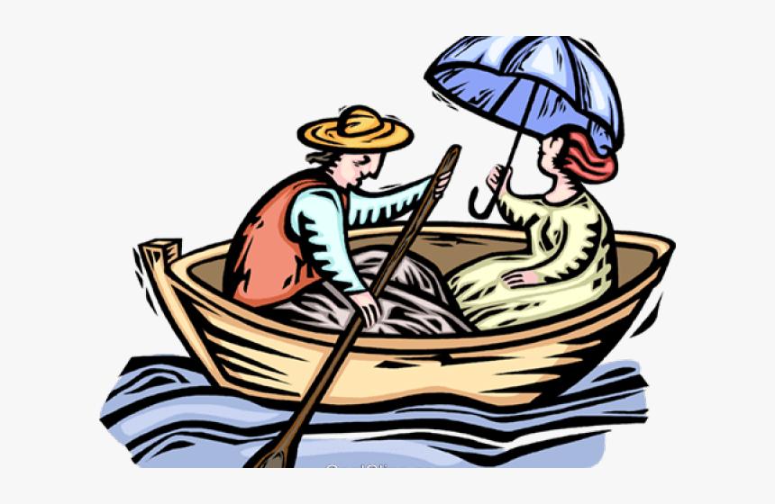 Row Boat Clipart Transparent Background Hd Png Download Transparent Png Image Pngitem