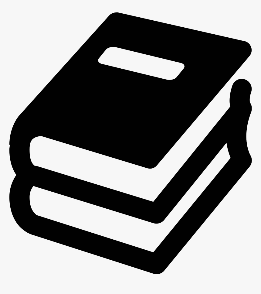 books icon png book stack icon free clipart library library - transparent