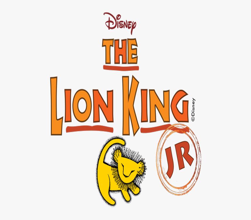 The Lion King Logo Png Disney The Lion King Jr Transparent Png Transparent Png Image Pngitem