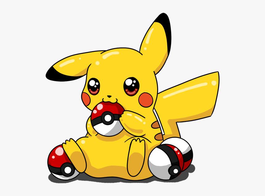 Drawn Pikachu Pikachu Pokeball - Cute Images Of Pikachu ...