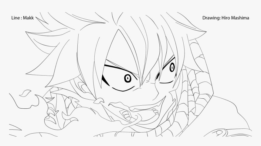 Fairytail Drawing Natsu Dragneel Fire Dragon Roar Drawing