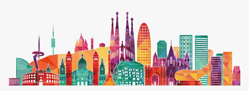 Barcelona Smart City Hd Png Download Transparent Png Image Pngitem