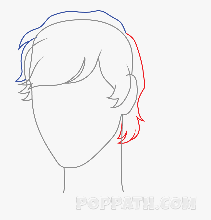 Drawing Boys Male Sketch Hd Png Download Transparent Png Image Pngitem