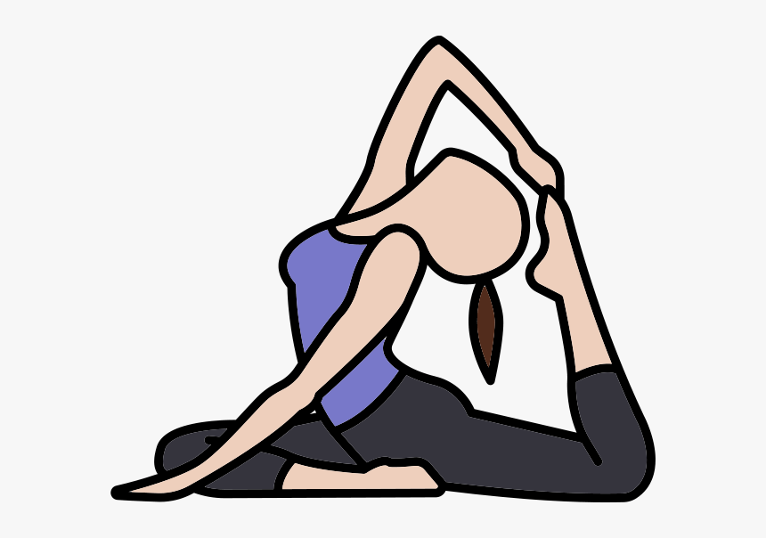 Transparent Yoga Clipart Intermediate Yoga Poses Hd Png Download Transparent Png Image Pngitem