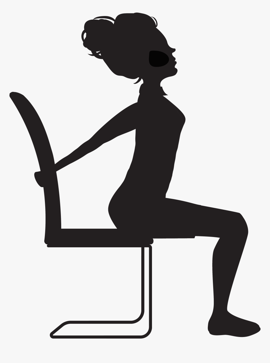 Chair Yoga For Seniors Clip Art Hd Png Download Transparent Png Image Pngitem