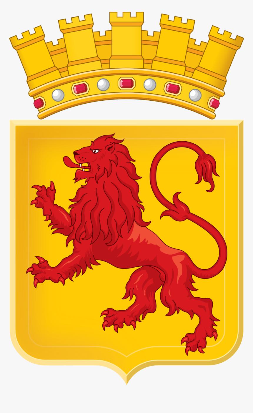 Transparent Heraldic Lion Clipart Macedonia Coat Of Arms