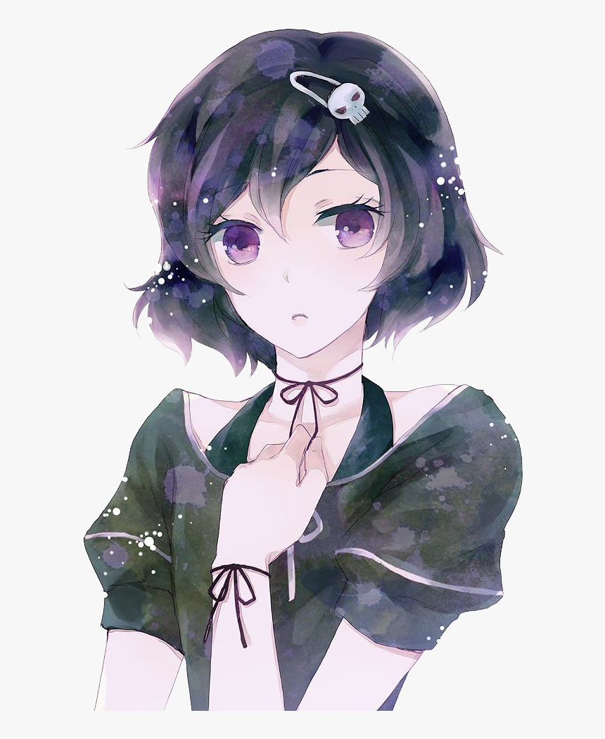 Cute Anime Girl Tomboy , Png Download, Transparent Png