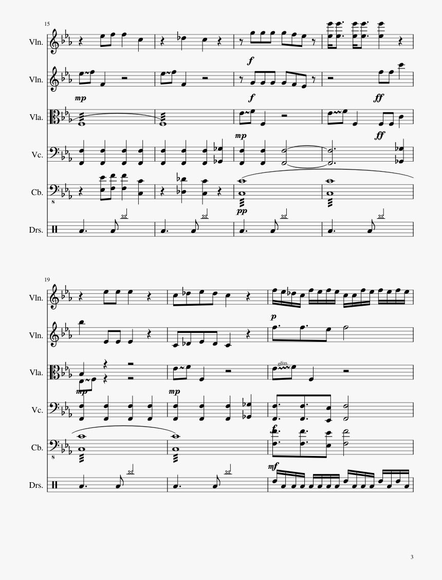 Monster Sheet Music Composed By Exo Arr Hold Me Tight Bts Violin