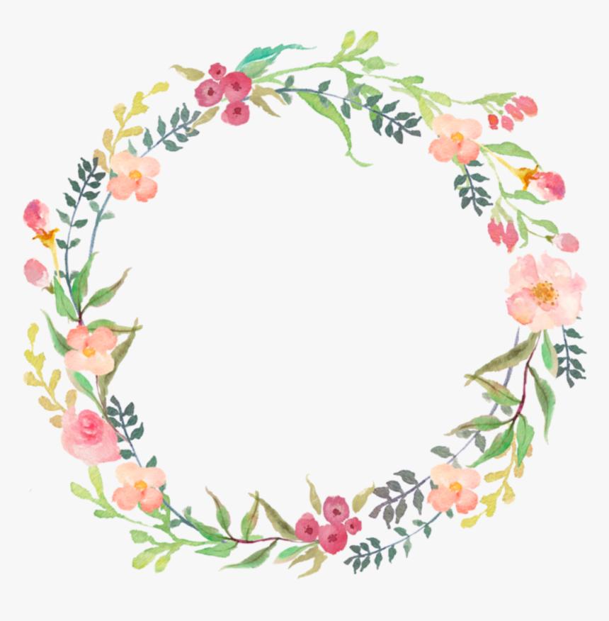 Flower Wreath Png Flower Wreath Png Transparent Png Download Transparent Png Image Pngitem