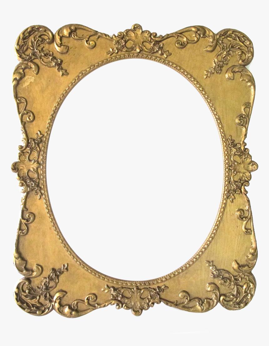 Vintage Oval Frame Png Ornate Gold Oval Frame Transparent Png Transparent Png Image Pngitem