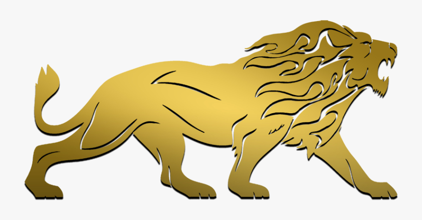 Gold Lion Logo Vector Hd Png Download Transparent Png Image Pngitem You'll receive email and feed alerts 14k yellow solid gold fancy lion heavy charm bright polish 23mm x 42mm pendant. gold lion logo vector hd png download