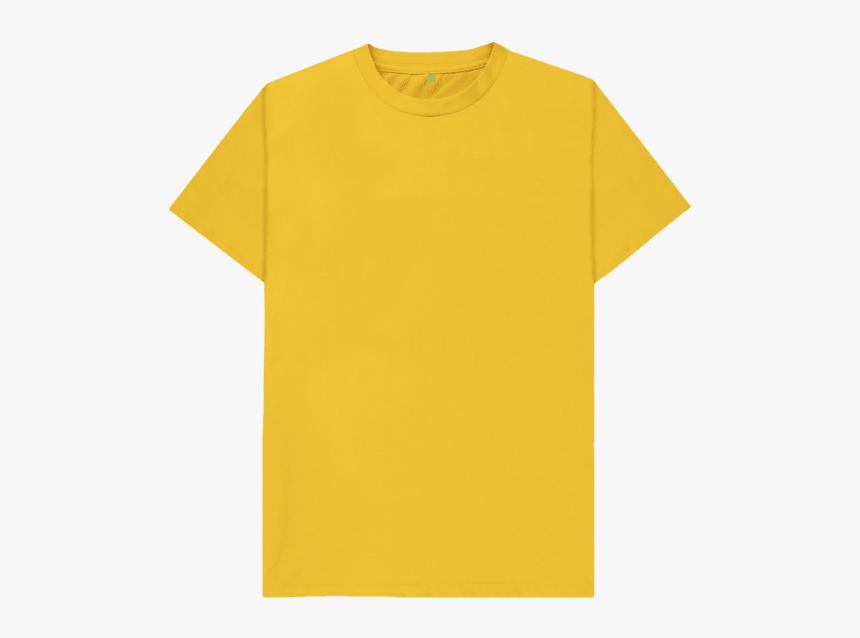Yellow T Shirt Hd Png Download Transparent Png Image Pngitem