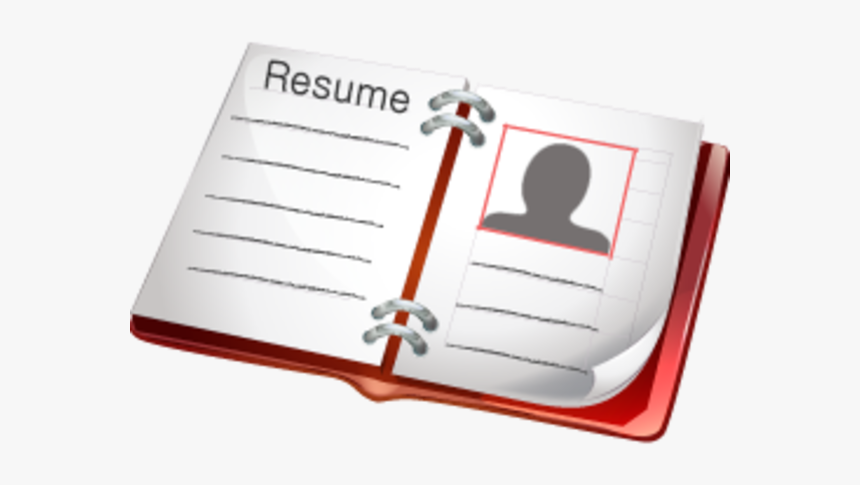 Icon Hd Resume Resume Clipart Png Transparent Png Transparent