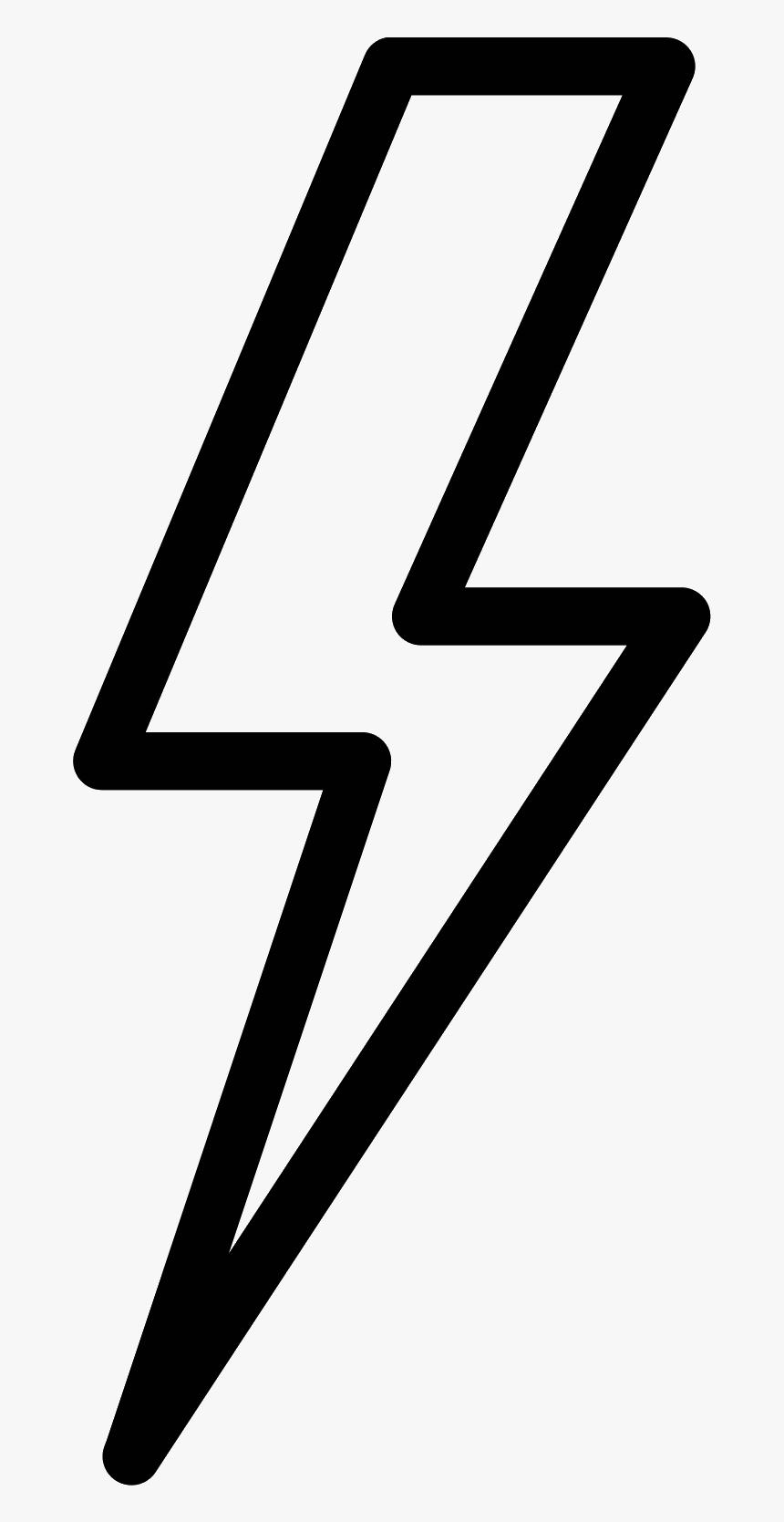 Lightning Bolt Png Transparent Background Lightning Bolt Icon Png Download Transparent Png Image Pngitem