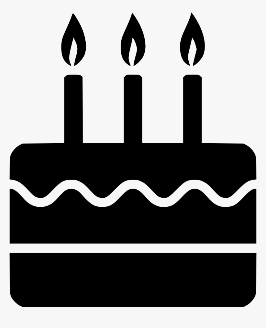 Birthday Cake Birthday Cake Icon Png Transparent Png Transparent Png Image Pngitem