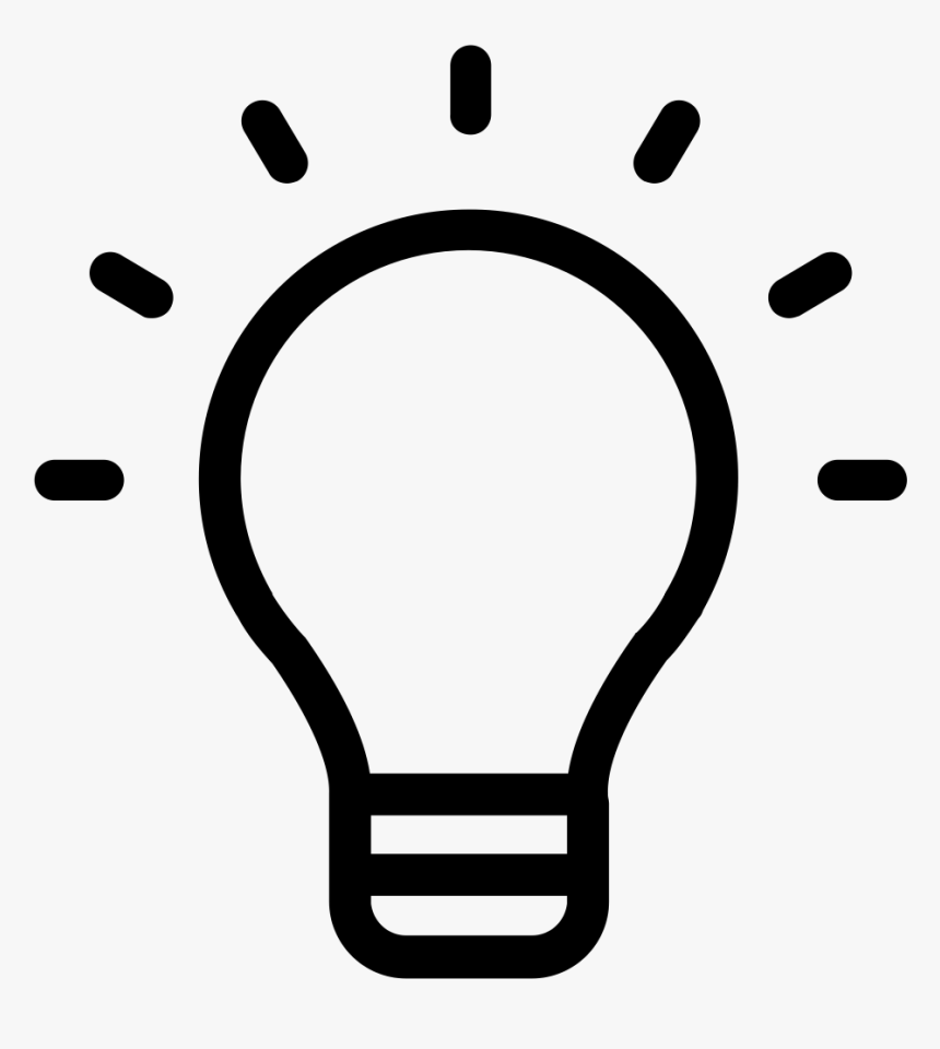 light bulb idea black and white clipart png download light bulb cartoon black and white transparent png transparent png image pngitem light bulb idea black and white clipart