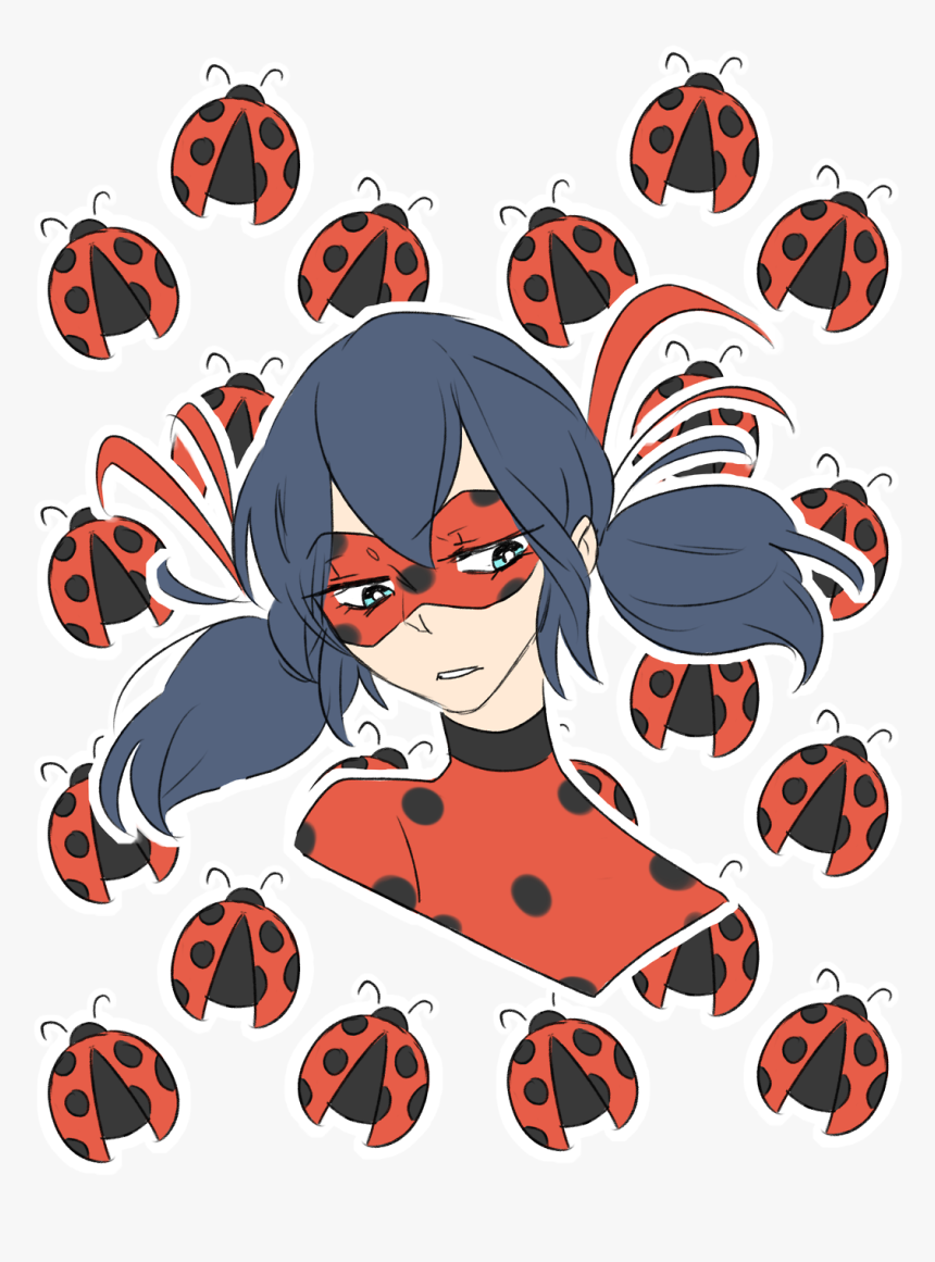 A Cartoon Ladybug random miraculous ladybug fanart~ also find it on redbubble