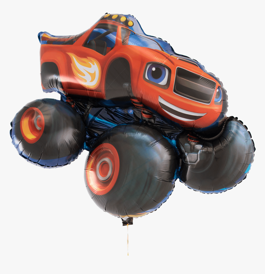 Transparent Blaze And The Monster Machines Png Monster Truck
